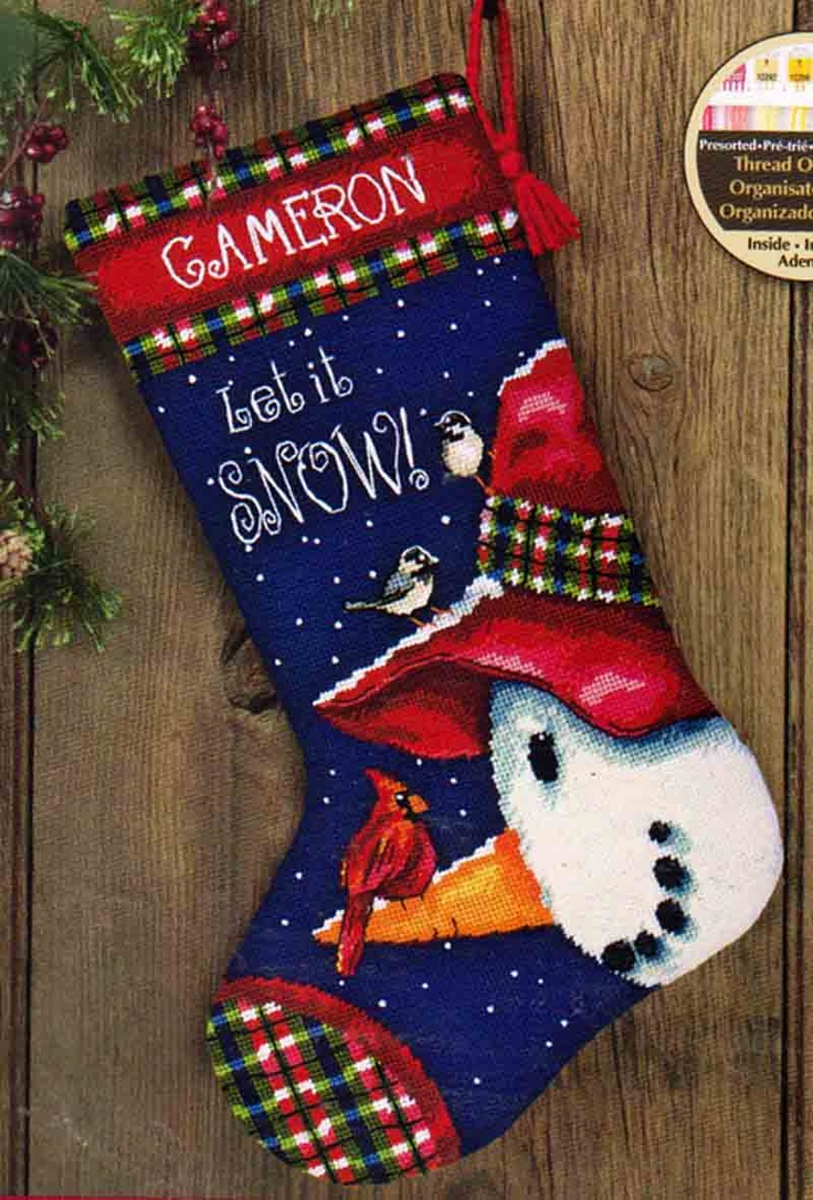 Thomas kinkade o holy night christmas stocking - Find This Pin And More On Christmas Stockings