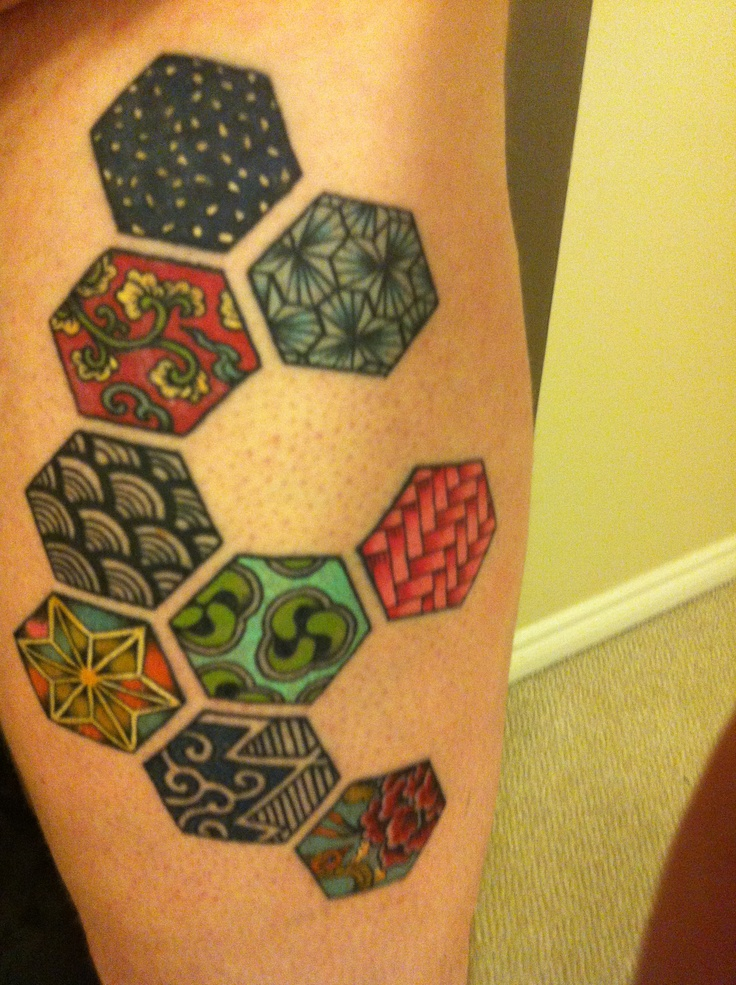 This is my new tattoo, completed on Saturday by Rhonda Mulder, an apprentice at Five Cent Tattoo in Ottawa, Canada.