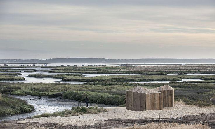 Cabanas No Rio, ou comment vivre une expérience unique au cœur de la réserve naturelle de l'estuaire du Sado, au Portugal   MilK decoration