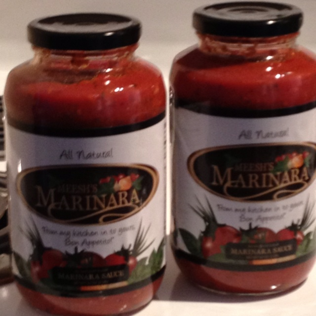 Meesh's Marinara