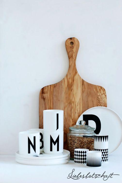 kitchen details. design letters, ferm living