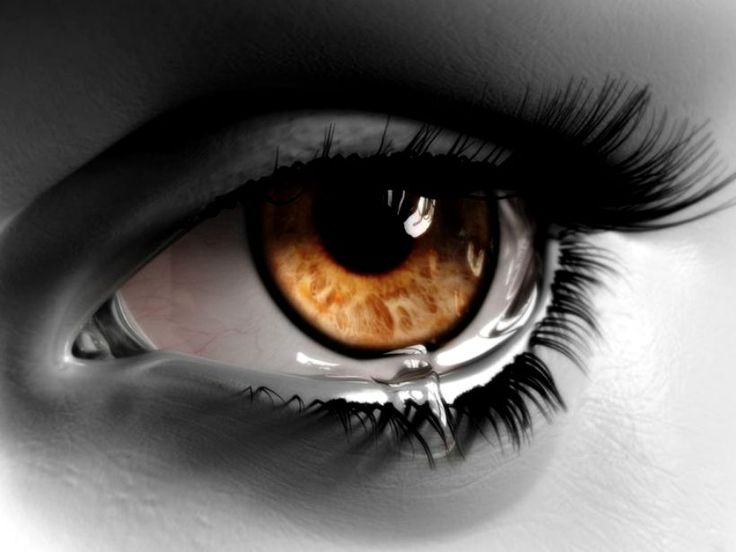 Brown Eyes Crying | Tears | Pinterest | Brown Eyes, Brown ...