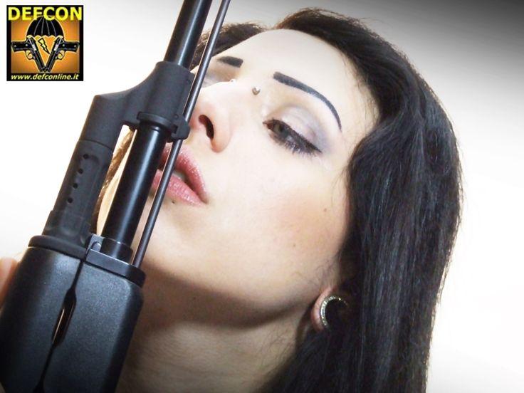 LOVE guns..