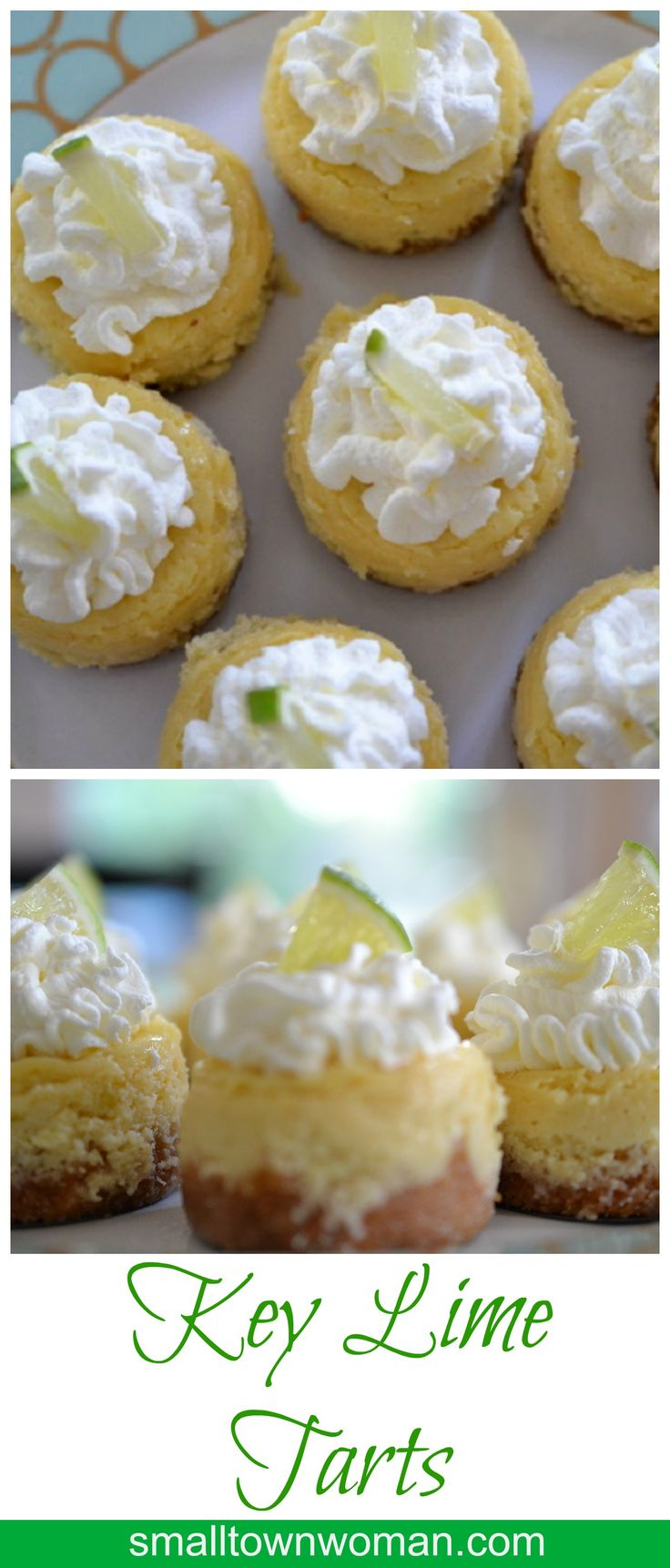 These are delicious and relatively easy to make.