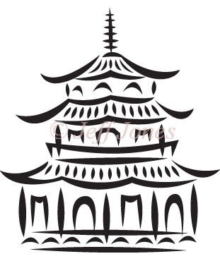chinese pagoda - Google Search