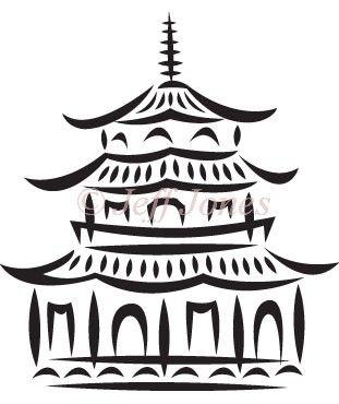 chinese pagoda - Google Search