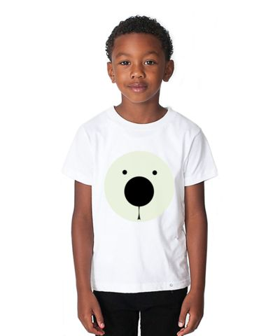 Kids Tee PHOSPHOR BEAR