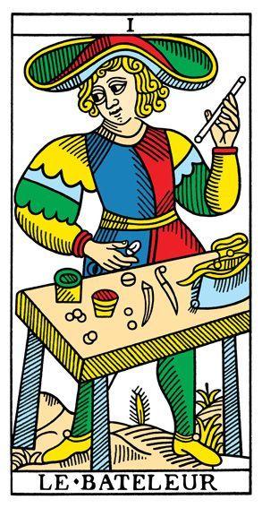 Tarot de Marsella venta en arquetipica.mx
