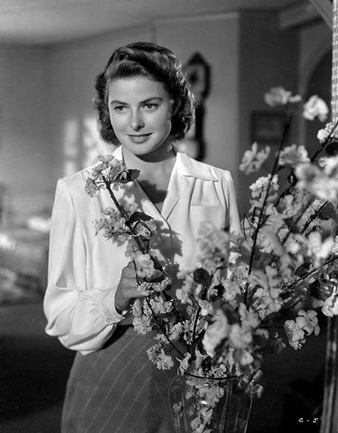 Ingrid BERGMAN (1915-1982) ***** #4 AFI Top 25 Actresses