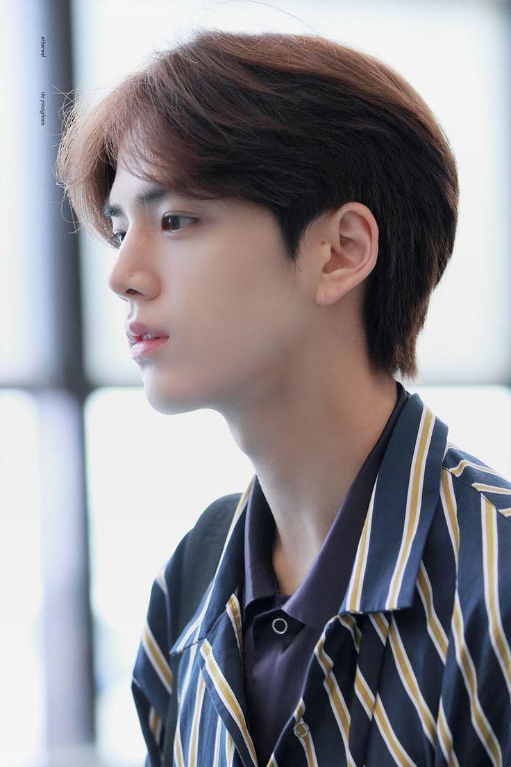 Hairstyle Kpop Boy  Korean boy hairstyle, Korean men hairstyle