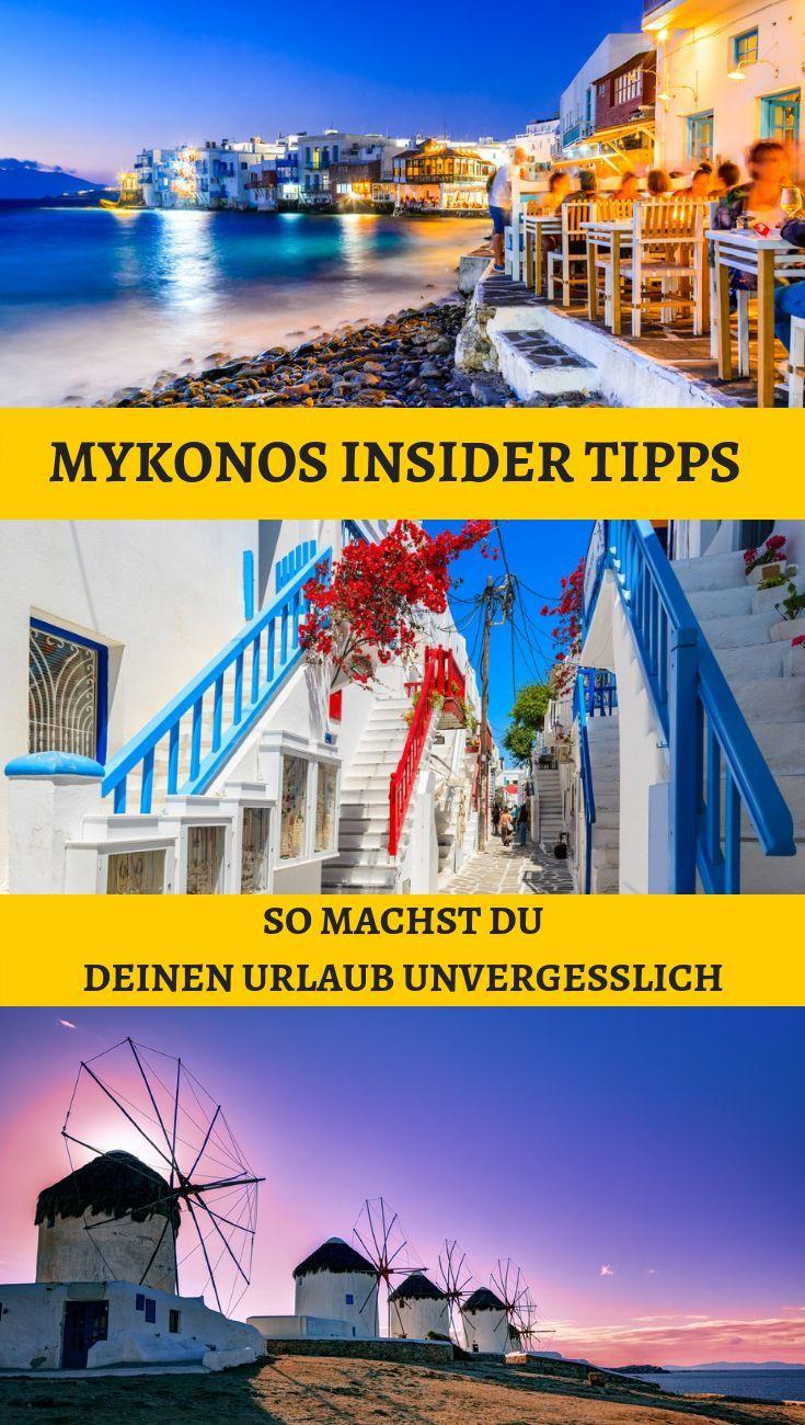 Mykonos Insider Tipps – die besten Aktivitäten & Sehenswürdigkeiten – Travelfox | Griechenland