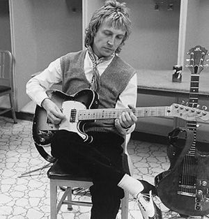 """Andy Summers: Previous pinner wrote, """"So much space.""""   In 1981, Queen and The Police were my favorite bands. I've been a huge Andy Summers fan since around 1979 and think some of his licks are the best ever recorded, especially the main riffs from """"Message In a Bottle"""", """"Walking On The Moon"""", and that incredibly catchy little fill near the end of the instrumental """"Reggatta de Blanc""""."""