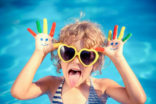 25 ways to celebrate the end of school! Fun for you and the kids to start summer vacation and make some memories.