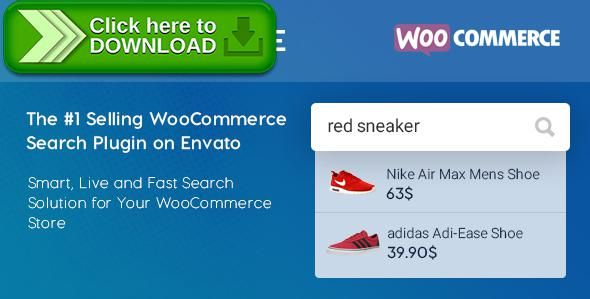 [ThemeForest]Free nulled download WooCommerce Search Engine from http://zippyfile.download/f.php?id=58137 Tags: ecommerce, autocorrected search, instant search, search by attribute, search by custom fields and attributes, search by sku, search by stock keeping unit, search by tag, woo live search, WooCommerce Live Search, woocommerce live suggestions, woocommerce search, woocommerce search by sku, woocommerce search plugin, woocommerce smart search, woocommerse sku search