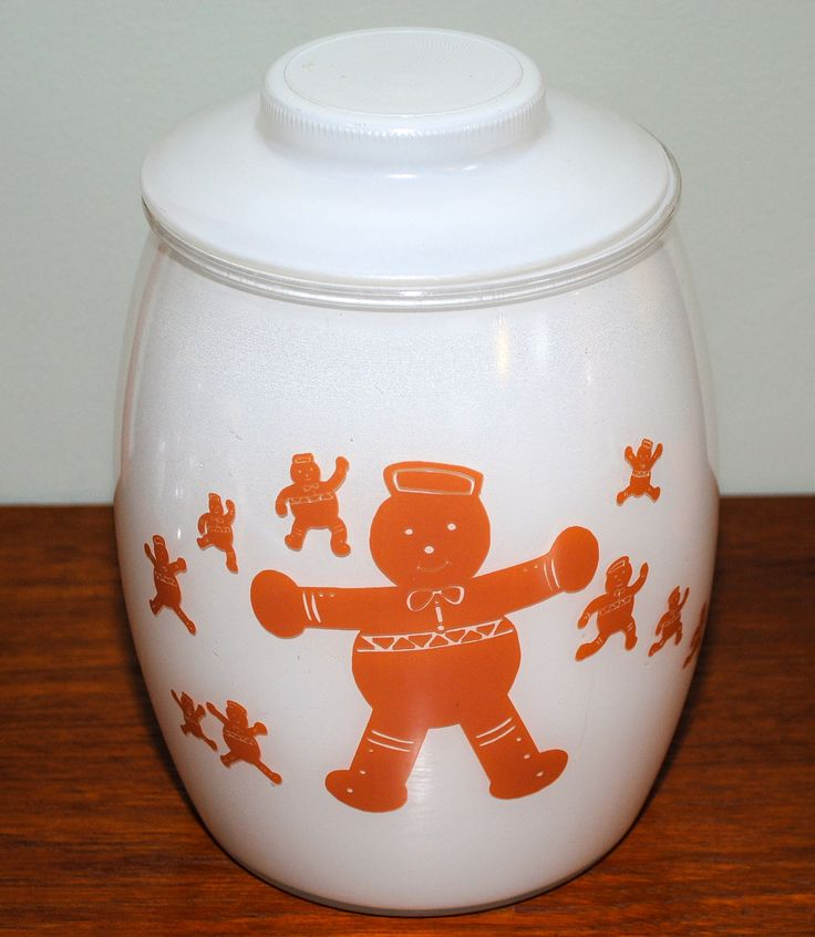 from Vincenzo gay fad cookie jar
