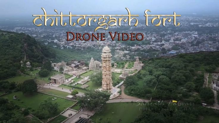 Chittorgarh Fort  Rani Padmavatis JAUHAR KUND | DRONE FOOTAGE AERIAL VIEW  one of the largest fort of India. which called as chittorgarh fort of rajputanas It is 112 km from Udaipur and 182 km from Ajmer . It sprawls over a hill 180 m (590.6 ft) in height spread over an area of 280 hectare (691.9 acres). The first attack was by Alauddin Khilji in 1303 A.D. who was enamoured by the beauty of Padmini of which he had only heard. Rani Padmini preferred death to abduction and dishonour and…