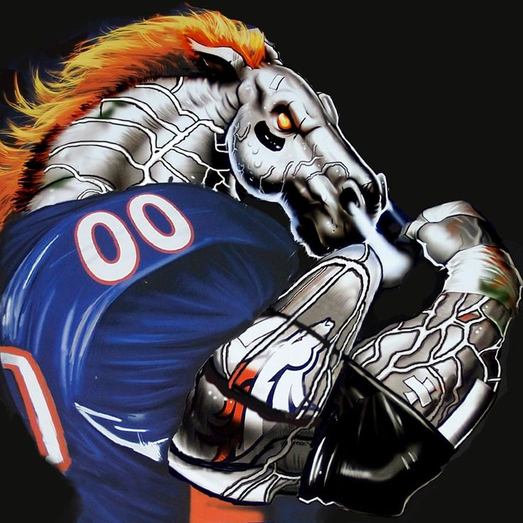 75 best Broncos images on Pinterest Drawings Broncos fans and