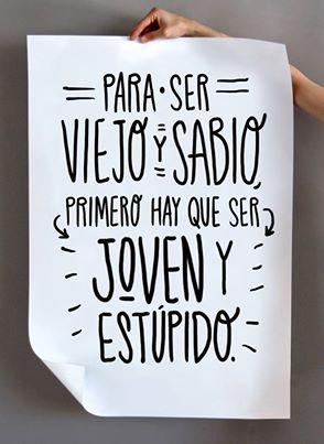 #Frases de #Sabiduría ;)