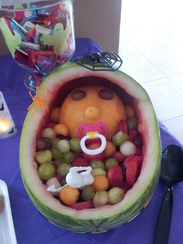 Fruit baby bowl