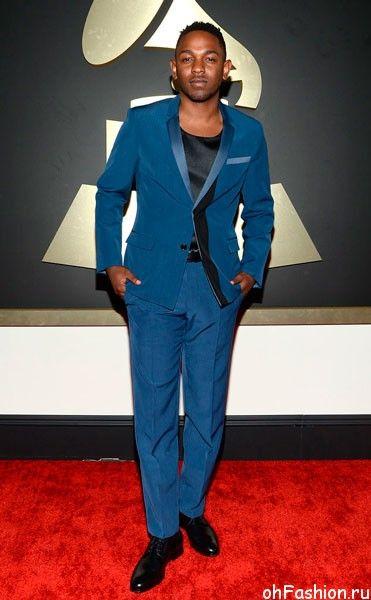 Кендрик Ламар на церемонии Grammy Awards 2014