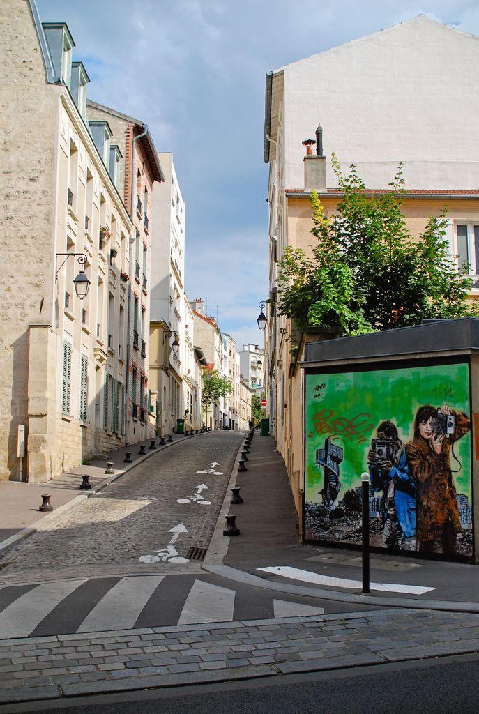 Rue Alphand / Paris 10e