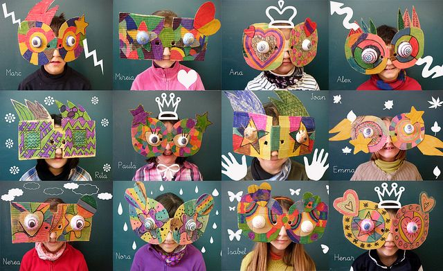 Carnevale by NeusaLopez, via Flickr