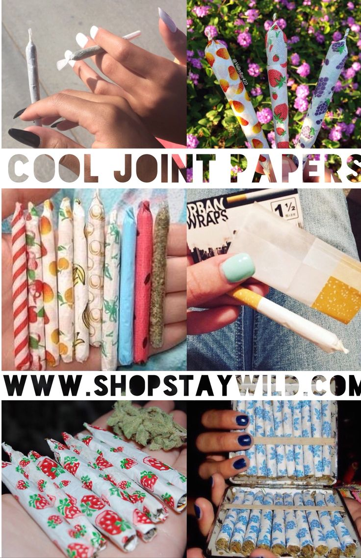 Get the coolest joint papers are from ShopStayWild.com                                                                                                                                                                                 More