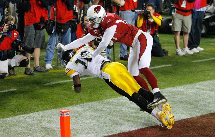 "The Super Bowl 43: ""THE"" touchdown that wins it!!!"