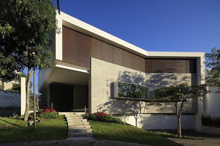 Casa Cuatro by Hernandez  Silva Architects (via Gau Paris)