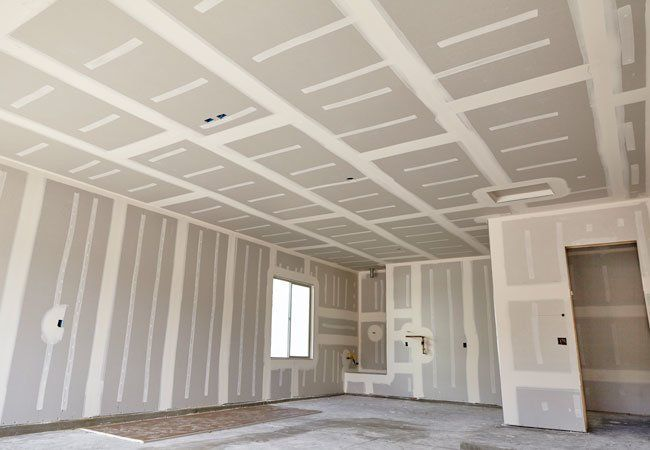 How To Mud Drywall Basement Remodeling Remodel Bedroom Home Construction