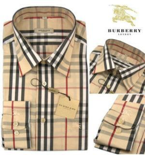 Burberry Shirt Man @Timothy Shuster for Big Daddy