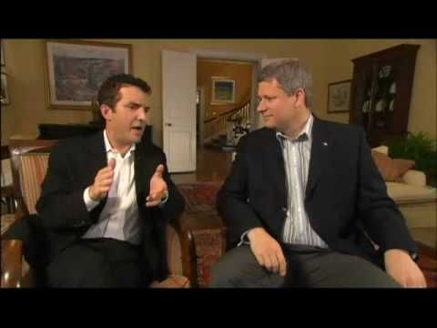 RMR: Rick Mercer has a sleepover with at Prime Minister Stephen Harper's house. (Originally aired: October 31, 2006.)