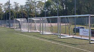 SKWshop Het #allesvoorbuitenblog.: Topsegment pupilllen voetbaldoelen