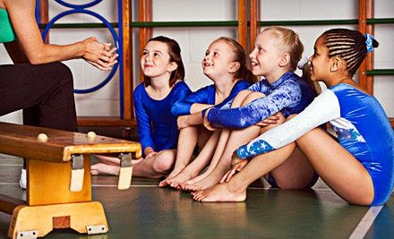 Groupon - One or Two Weeks of Gymnastics Summer Camp at Rhythmic Art (Up to 61% Off). Groupon deal price: $79.00