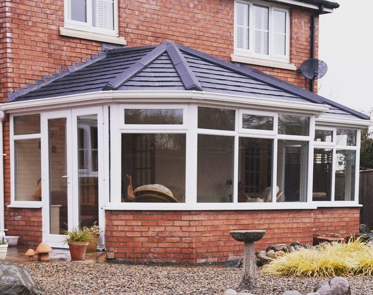 The number 1 benefit of an Equinox Solid Tiled Roof Conservatory is that it feels just like an extended part of your home. You will never experience those extreme seasonal changes in temperature glare from the sun or noise from the rain. As a result you benefit from comfort space and light  all year round. Furthermore it is also the ideal way to transform tired old Conservatory roofs. Our new Equinox range is easily fitted to any new or existing Conservatory offering unrivalled energy…
