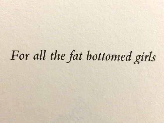 You can find humor in every book — as long as you look at the dedication page.