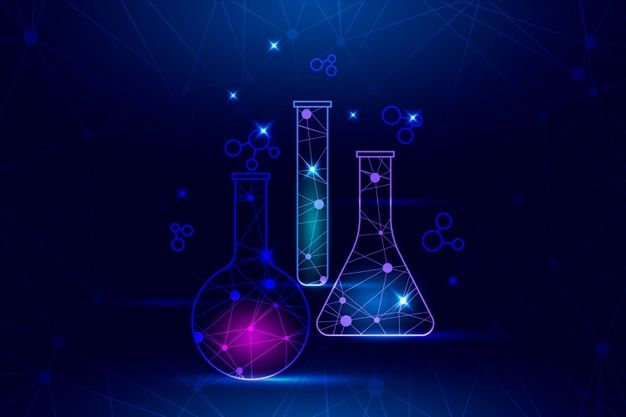 Download Futuristic Science Lab Background For Free Science Background Science Images Abstract Science