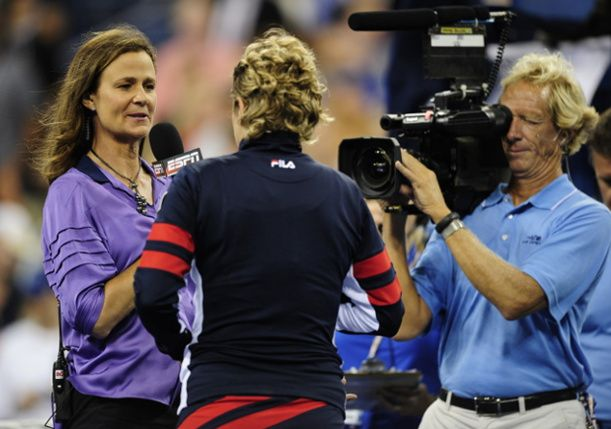 TN Interview: Pam Shriver on Serena's Grand Slam Chances, Aga-Martina Split and Women Coaches  http://www.tennisnow.com/News/2015/June/TN-Interview-Pam-Shriver-on-Serena-s-Grand-Slam-C.aspx