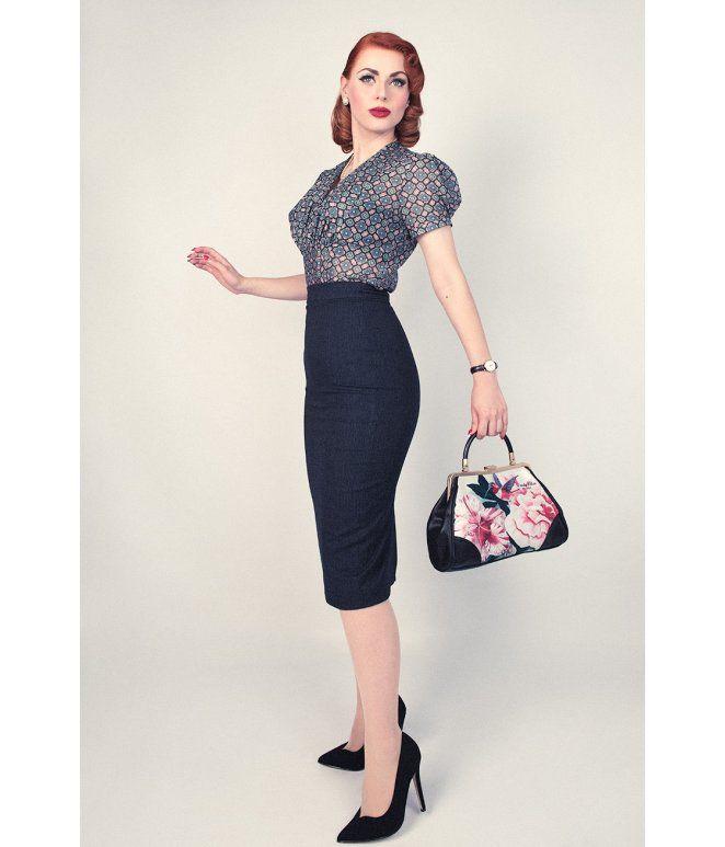 10 id es propos de jupe taille haute sur pinterest taille haute robe taille haute et les jupes. Black Bedroom Furniture Sets. Home Design Ideas