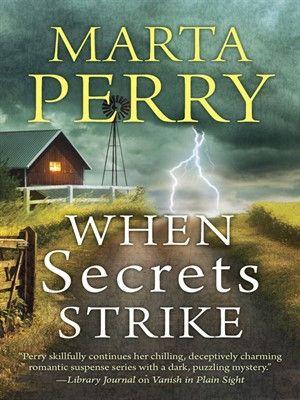 Cover image for When Secrets Strike.