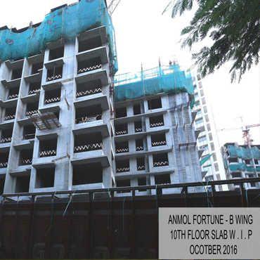 Wadhwa Anmol Fortune Goregaon West Mumbai - Luxury 2/3 BHK apartments