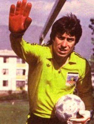 """Roberto """"Condor"""" Rojas"""