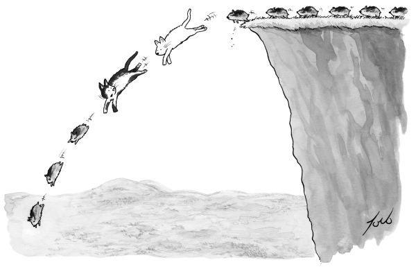 Slide Show: New Yorker Cartoons October 19, 2015 - The New Yorker