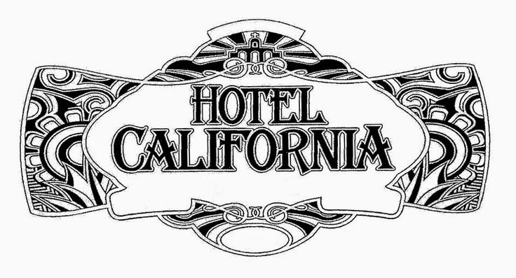 Hotel California by Eagles Chords + Strumming Pattern