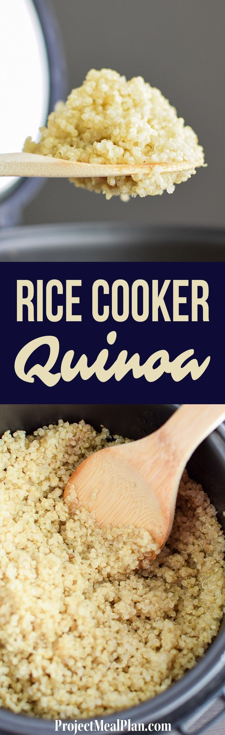 How To Cook Quinoa In The Rice Cooker