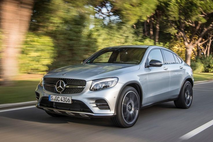 Mercedes-Benz, India's largest luxury car maker has launched the all new 2017 Mercedes-AMG GLC 43 4MATIC Coupe in the country.