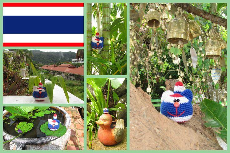 Таиланд, ноябрь 2012