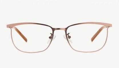 Rose Gold Glasses   BonLook
