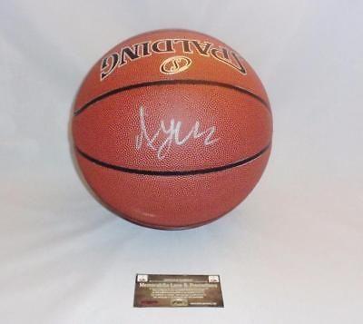 Al Horford CELTICS HAWKS autograph basketball COA Memorabilia Lane    Promotions 7d19655c2