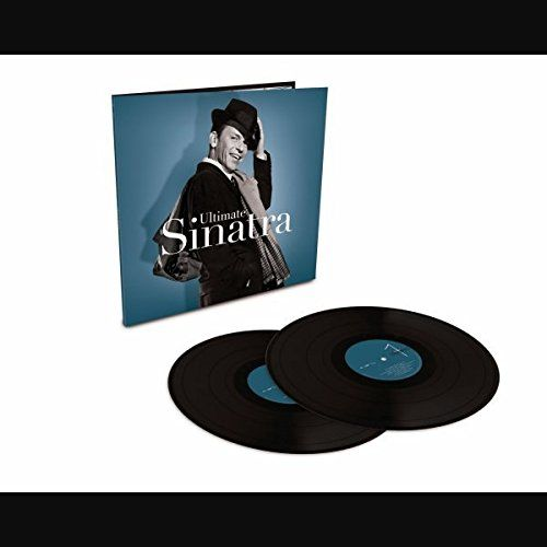 Ultimate Sinatra's 180-gram 2LP version brims with 24 stellar recordings representing a cross-section of Frank Sinatra's unparalleled recording career.